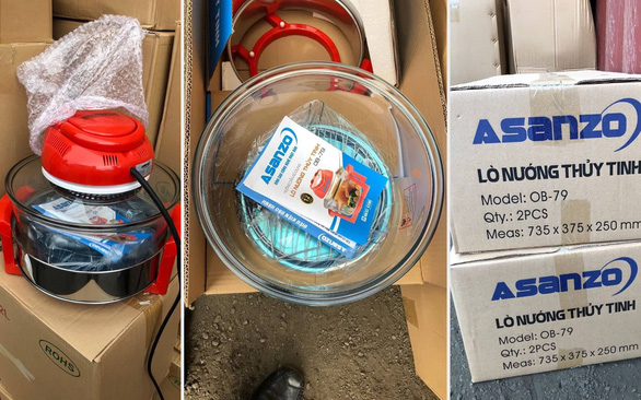 Vietnamese firm importing Asanzo-labeled products from China probed for smuggling