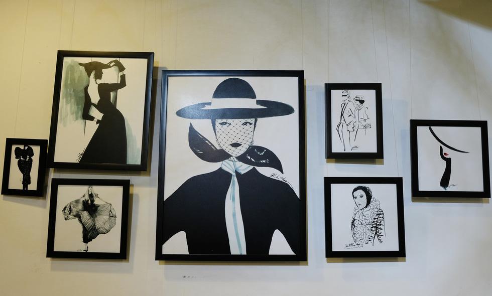 An art installation at the Vista Verde apartment complex in District 2, Ho Chi Minh City. Photo: Mi Ly / Tuoi Tre
