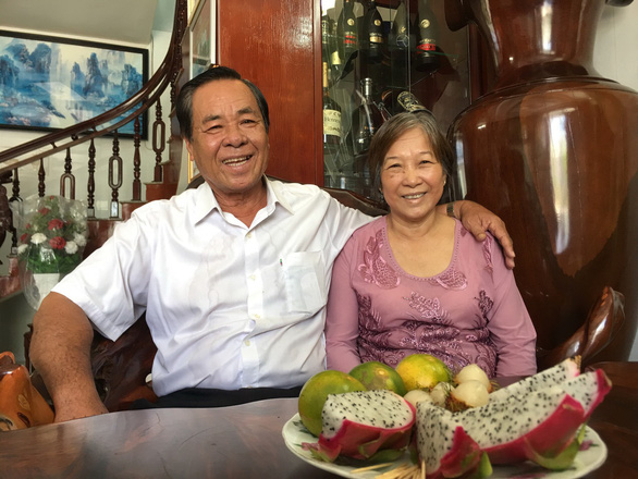 This Vietnamese man has devoted his life to supporting the poor
