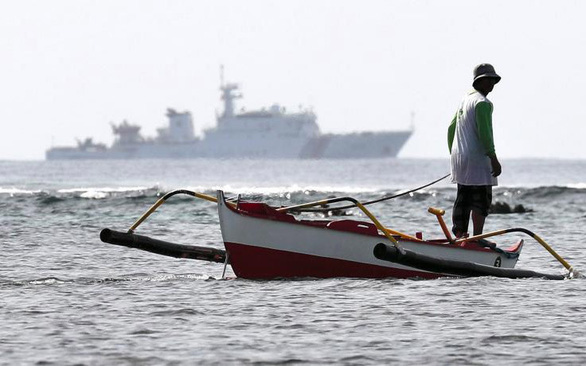 Identifying China's 'gray zone' strategy in the East Vietnam Sea