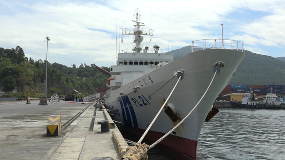 Japanese coast guard vessel starts four-day visit to Vietnam's Da Nang