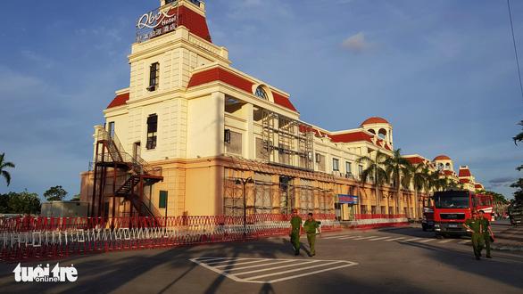 Police raid Chinese-run gambling ring in northern Vietnam