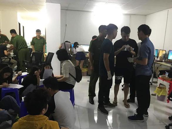 Vietnam police break up $436mn Chinese-run gambling ring