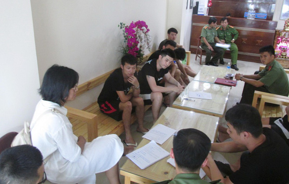 Chinese criminals cause a pain in the neck in Vietnam