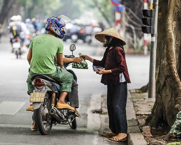Not-So-Golden Years: Vietnam's senior citizens struggle with no, low pensions