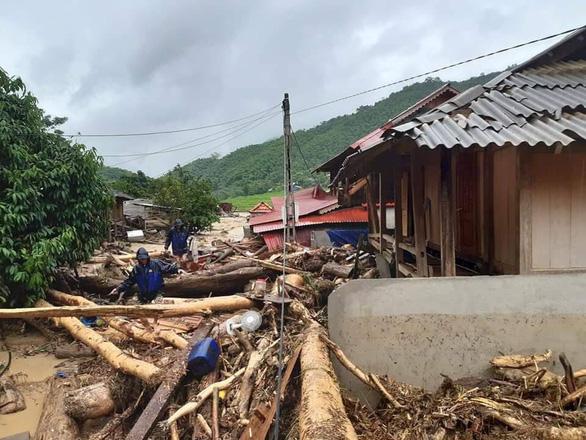 Storm Wipha kills at least 2, leaves 13 missing in Vietnam
