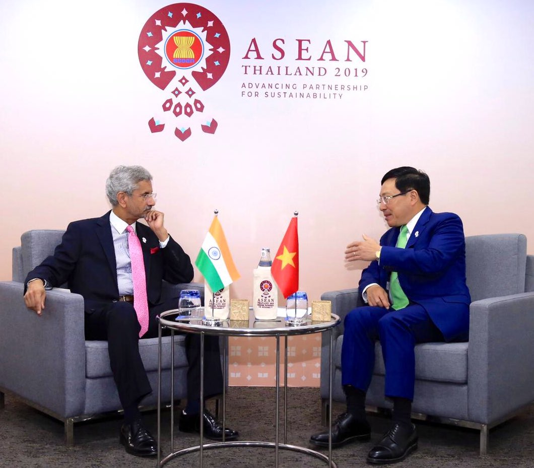 India expects to continue oil, gas cooperation with Vietnam