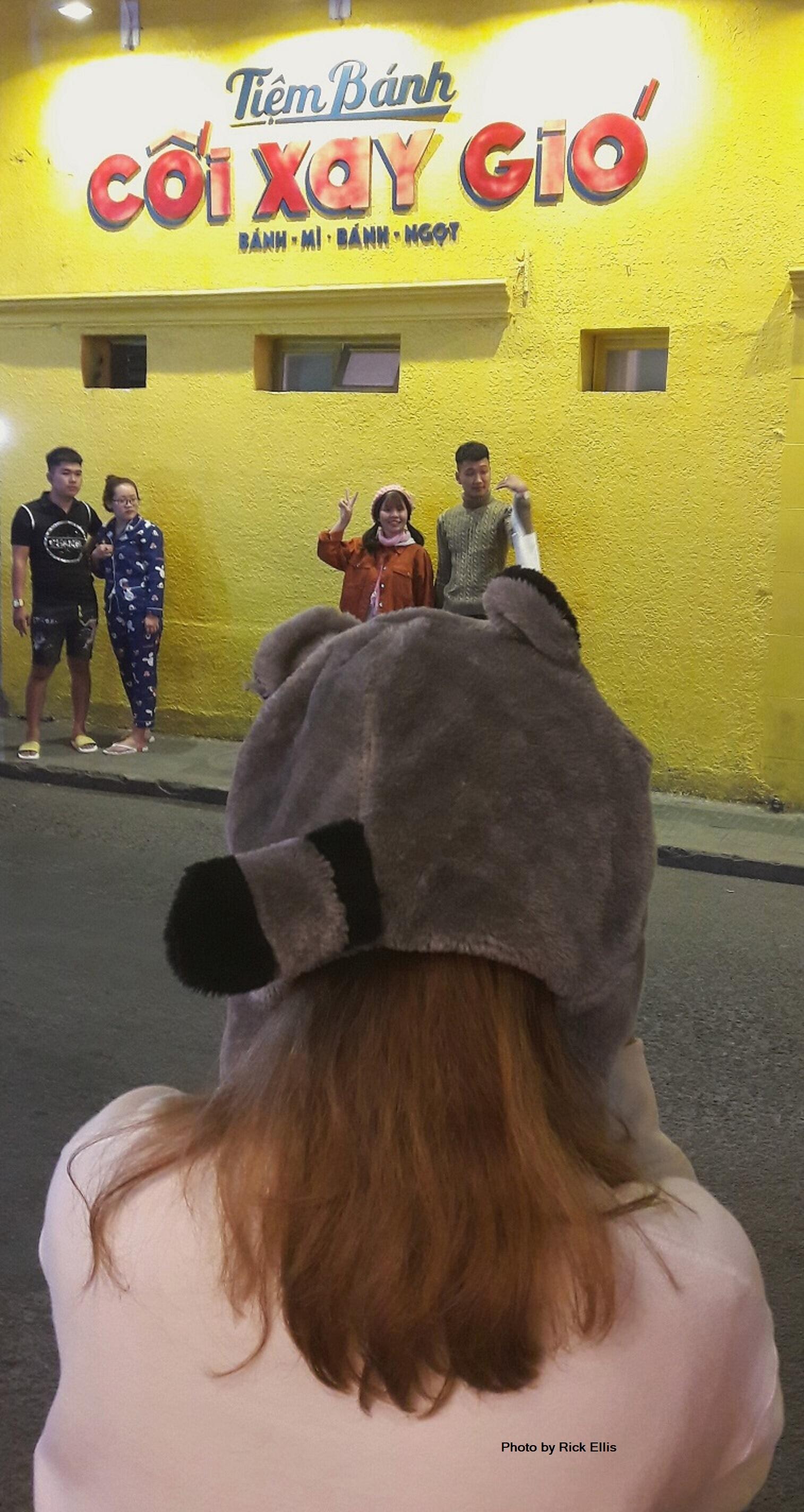 Cối Xay Gió Selfie Wall