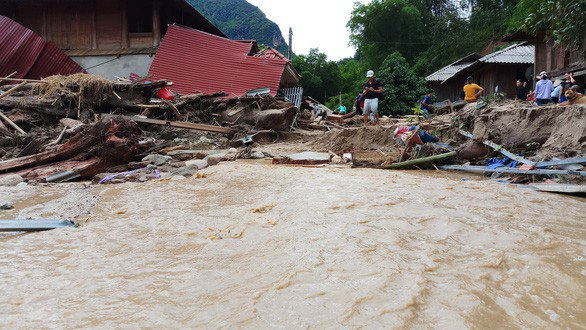 Tropical Storm Wipha death toll rises to nine in Vietnam