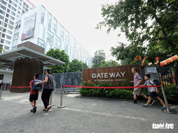 The Gateway International School in Hanoi, Vietnam. Photo: Nam Tran / Tuoi Tre