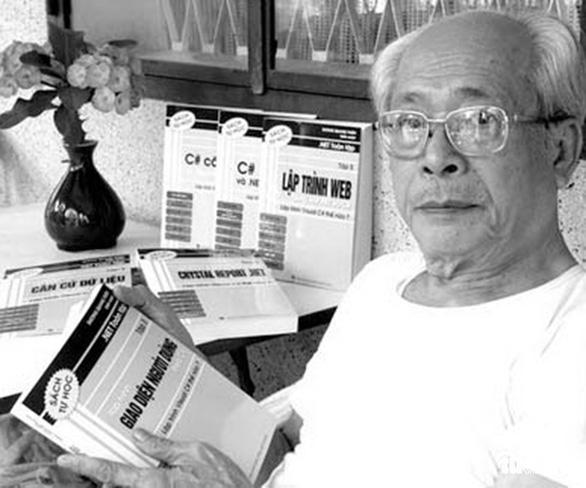 Duong Quang Thien, Vietnam's pioneer computer scientist, dies at 85