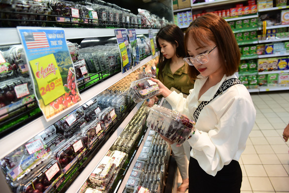 US exports to Vietnam see strong growth: data