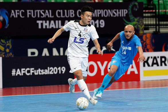 Vietnam club eliminate Chinese side to secure continental futsal semifinal berth