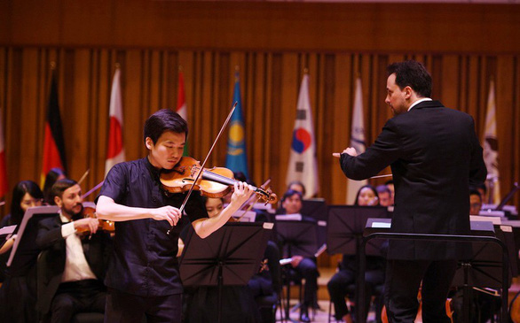Hosting new int'l competition brings new opportunity for Vietnam's classical music talents