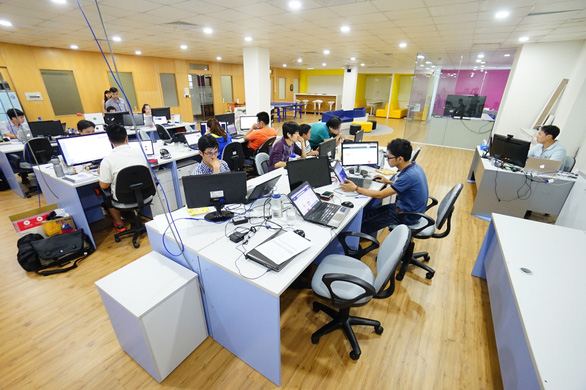 Office rent in Ho Chi Minh City 60 pct pricier than Hanoi: report