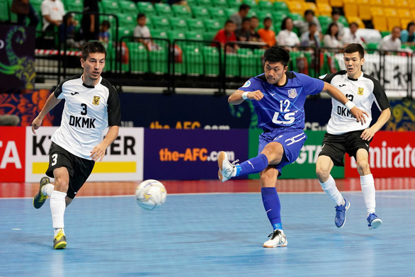 Vietnam win bronze medal at Asian futsal club championship