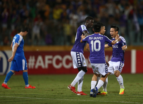 Stellar Quang Hai double helps Hanoi defeat Turkmenistan club in AFC Cup inter-zone semifinal