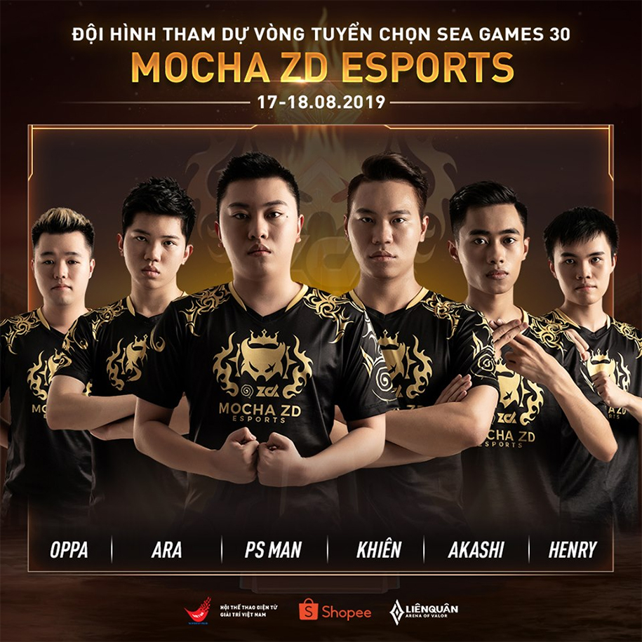 Vietnam announces representative for esports at 2019 SEA Games