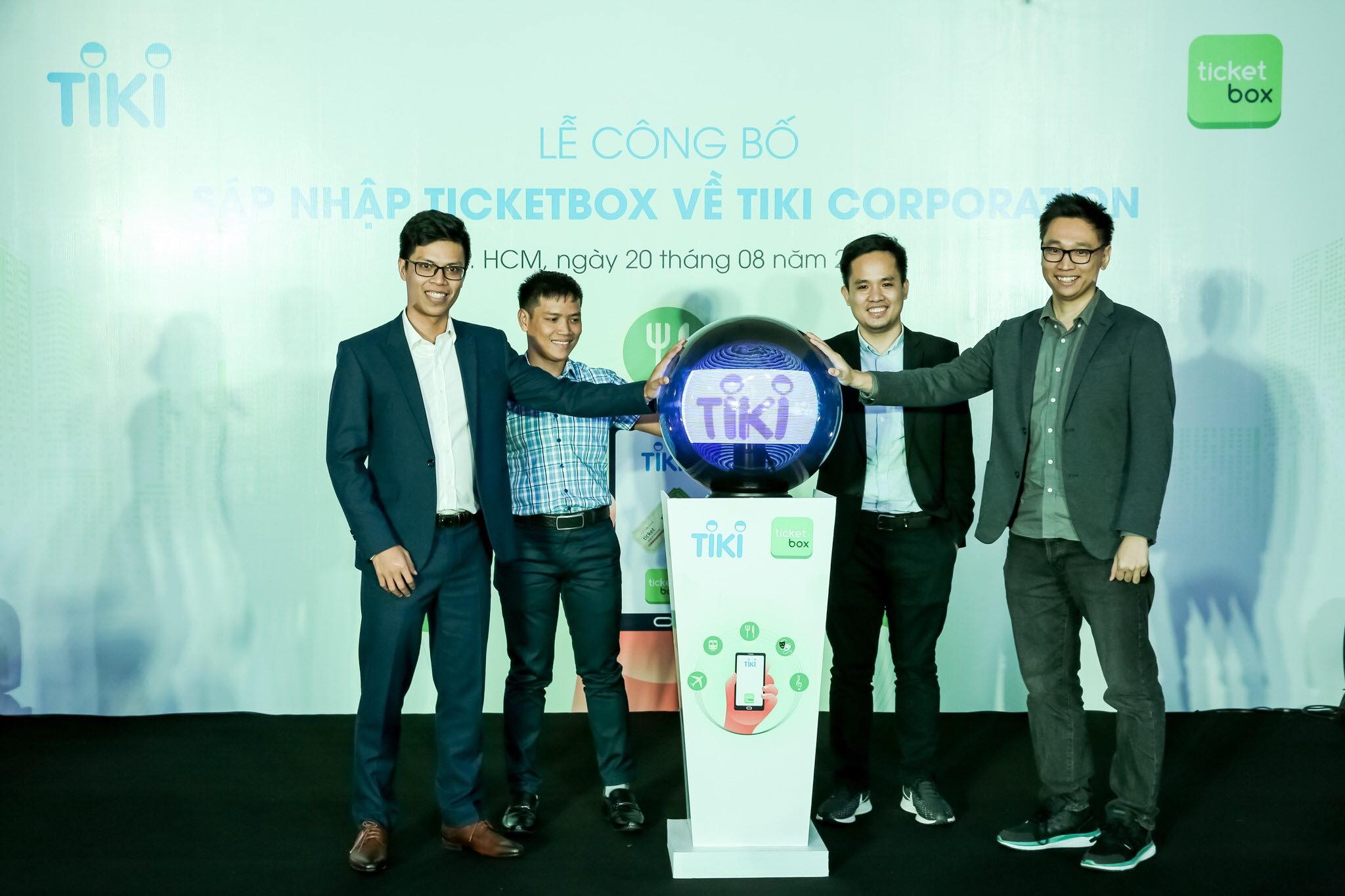 Vietnam's leading e-commerce site Tiki purchases online ticketing startup Ticketbox