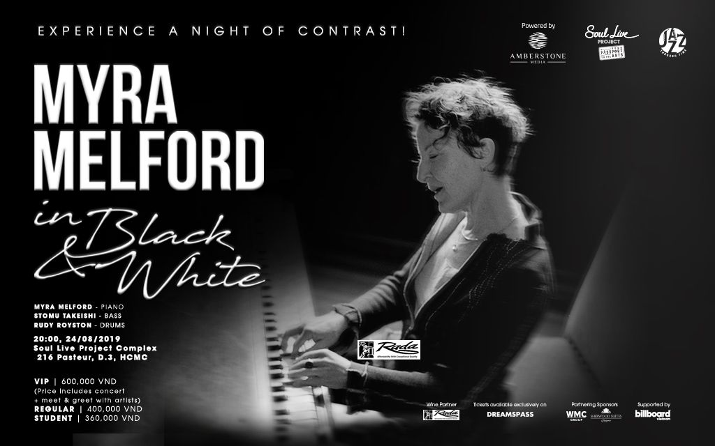 US jazz pianist Myra Melford to perform in Ho Chi Minh City in Vietnam debut