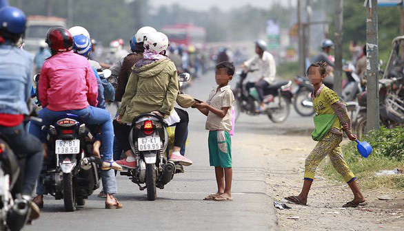 Residents advised to stop giving money to beggars in Ho Chi Minh City