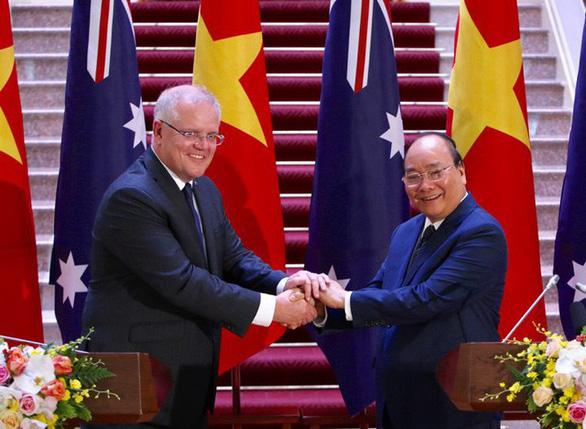 Vietnam, Australia express concern over situation in East Vietnam Sea