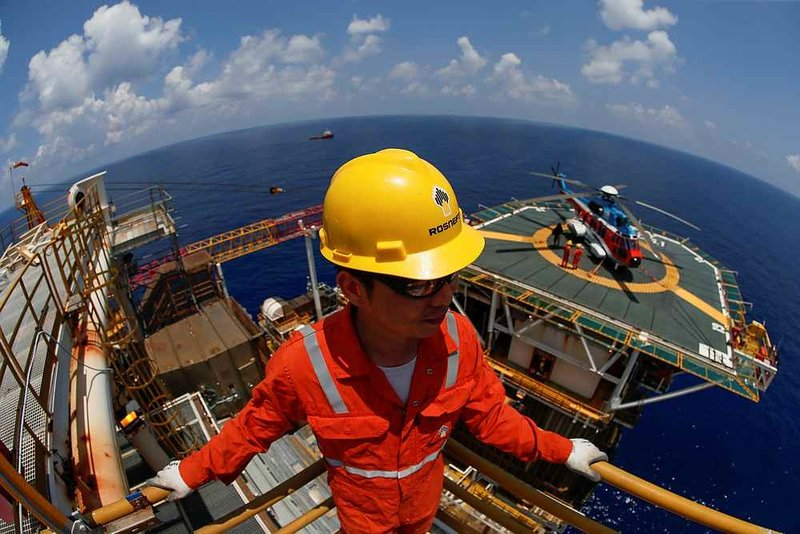 U.S. 'deeply concerned' by China's interference in Vietnam oil and gas activity