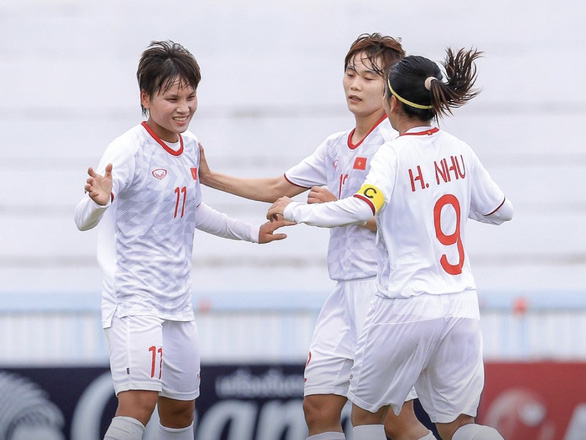 Vietnam win place in SE Asia women's football tourney