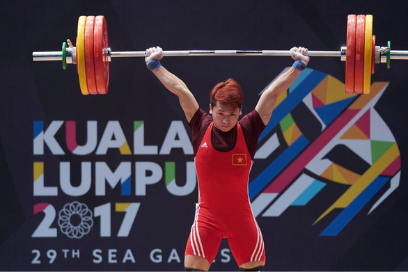 Vietnamese weightlifting world champion banned four years for doping