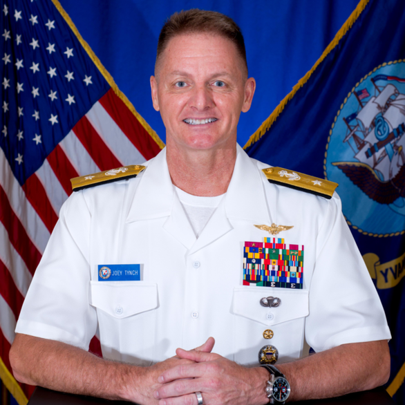 Rear Admiral Joey Tynch. Photo: U.S. Department of Defense