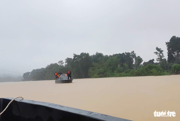 At least three killed due to tropical depression in north-central Vietnam