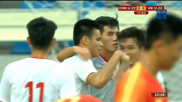 China suffer defeat at hands of Vietnam in youth friendly on home soil