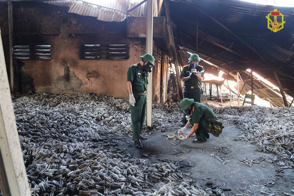 Company found lying about mercury leak after Hanoi fire