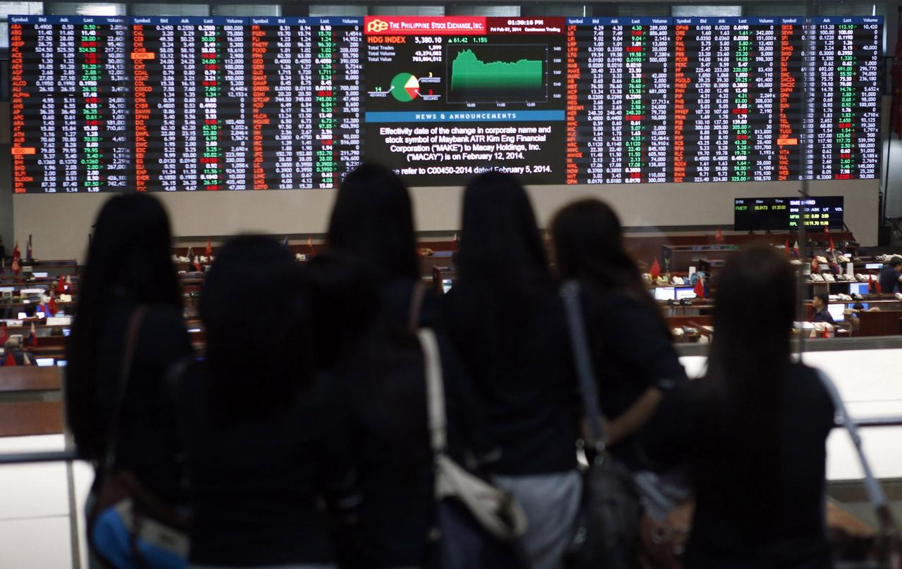 SE Asia Stocks-Most edge higher in thin trade; Philippines top gainer