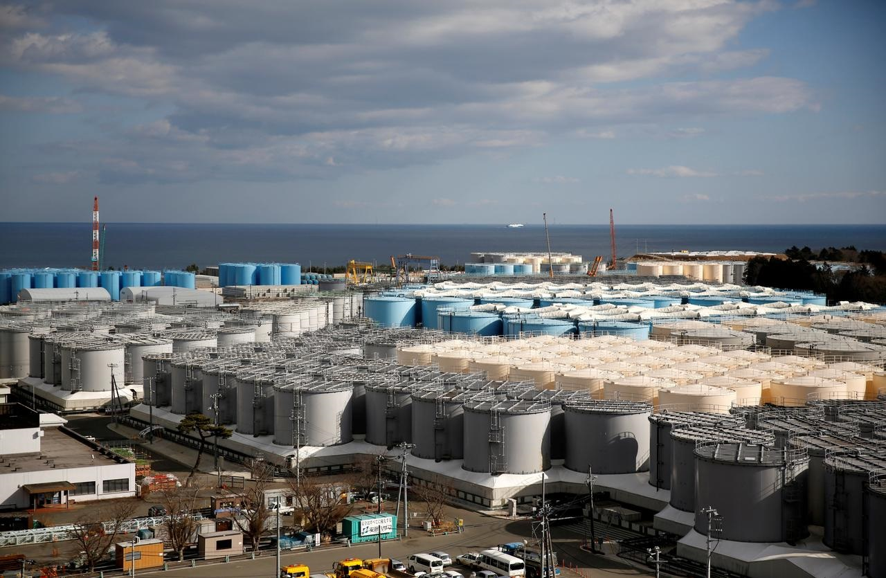Japan may have to dump radioactive water into the sea, minister says