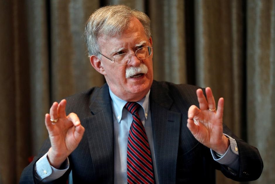 Trump fires foreign policy hawk Bolton, citing strong disagreements
