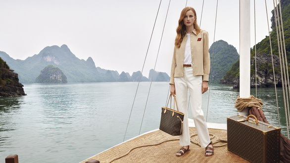 Vietnam's famed destinations starred in latest Louis Vuitton ad campaign