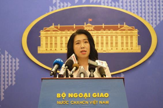 Hanoi demands China immediately pull ships from Vietnam's EEZ, Continental Shelf