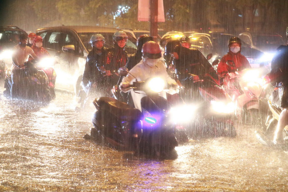 Downpour to continue in southern Vietnam this week
