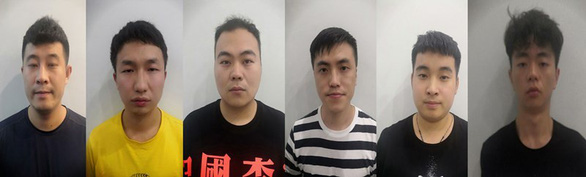 Chinese, Vietnamese suspects nabbed for loan-sharking on mobile apps