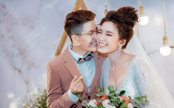 Young couple inspire Vietnamese LGBT community with their marriage
