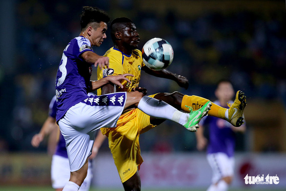 Hanoi FC win Vietnam league two rounds early