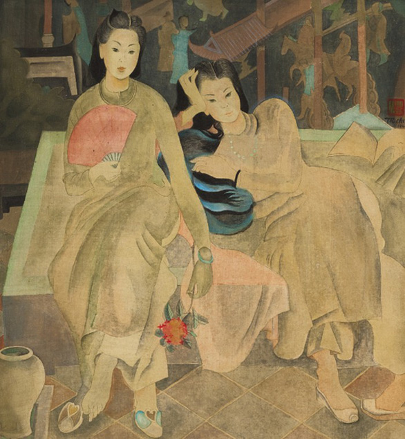 Purported Vietnamese paintings removed from Sotheby's auctions over plagiarism claim