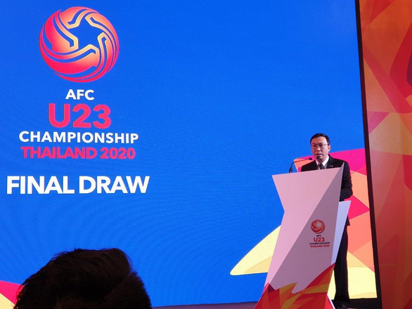 Group stage opponents for Vietnam at 2020 AFC U23 Championship revealed