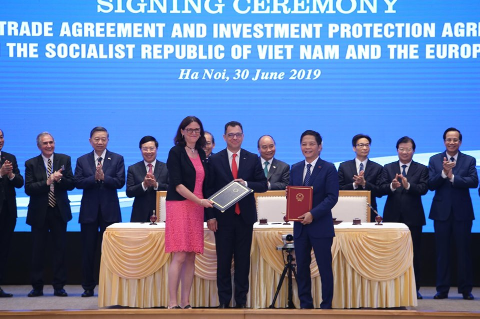 Vietnam and FTA diplomacy
