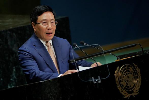 Deputy PM Pham Binh Minh's remarks at General Debate of UNGA74