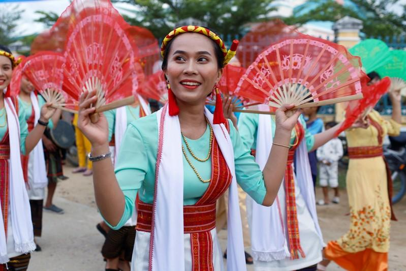 In Vietnam, men parade but women rule at a festival called 'Kate'