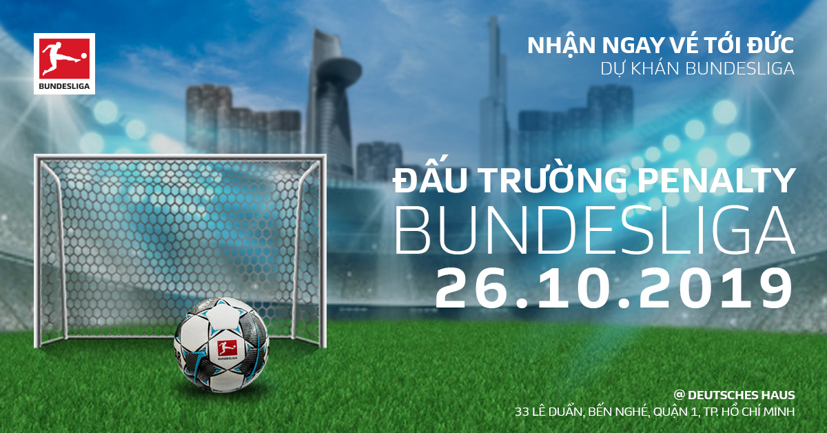 Bundesliga to launch maiden penalty shootout contest in Vietnam