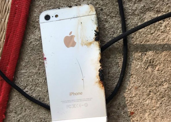 Man dies after phone explodes while charging in Vietnam
