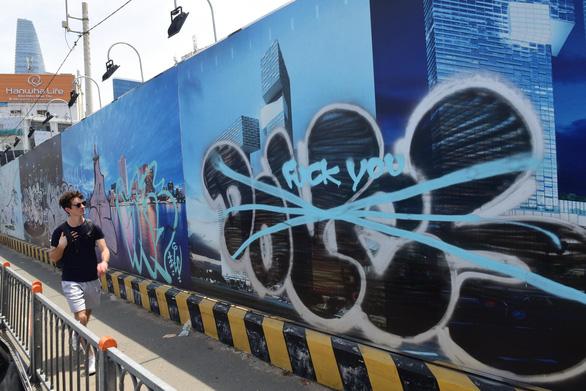 Graffiti in Vietnam: Art or vandalism?